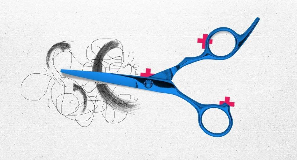 Do you trust your partner to cut your hair? It's the ultimate coronavirus relationship test.