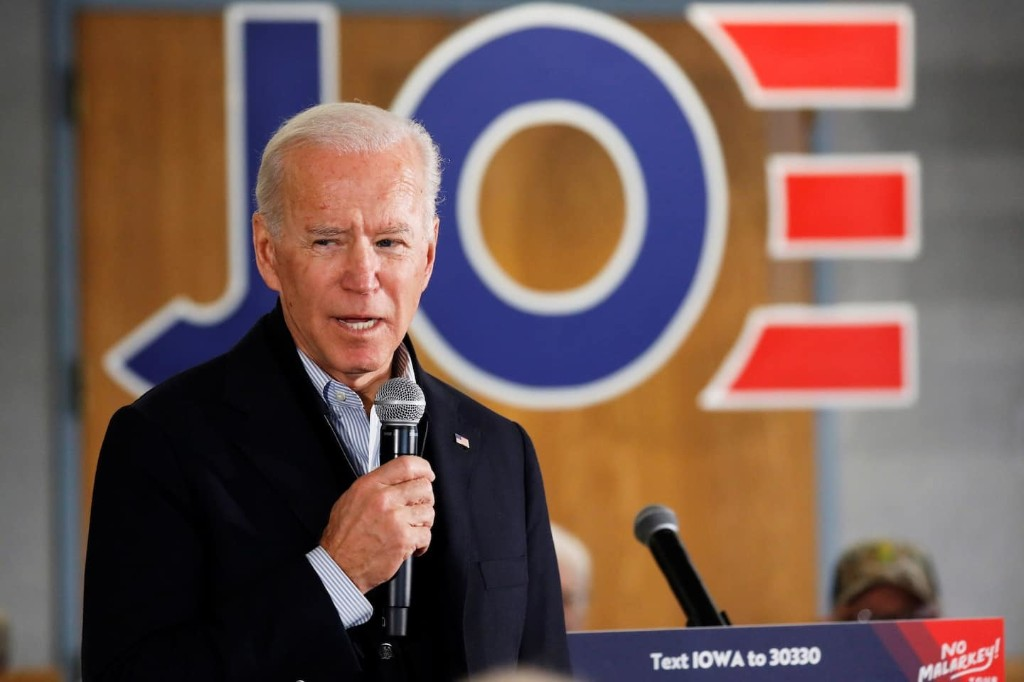 Biden calls Iowa voter a 'damn liar' after he brings up his son and Ukraine