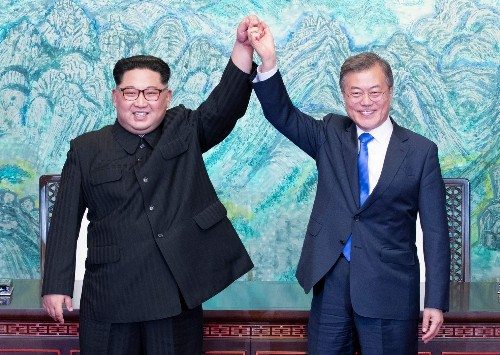 North and South Korea agree to work toward 'common goal' of denuclearization