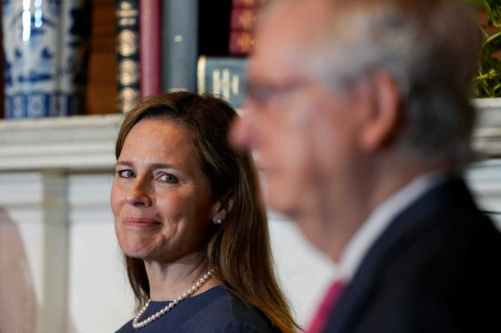 Amy Coney Barrett is conservative. New data shows us how conservative.