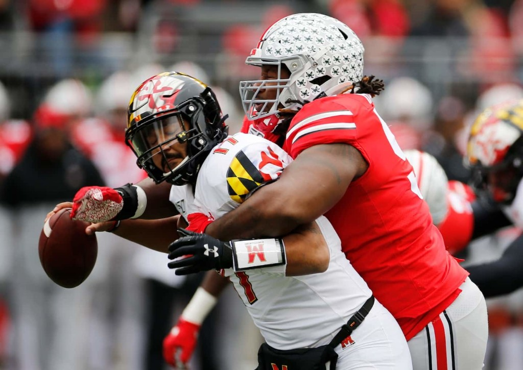 Maryland and Rutgers still don't have a chance playing Big Ten football