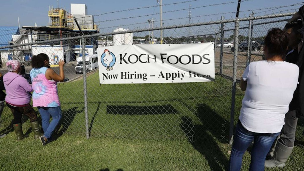 Investigators believe five poultry companies violated immigration law, search warrants say