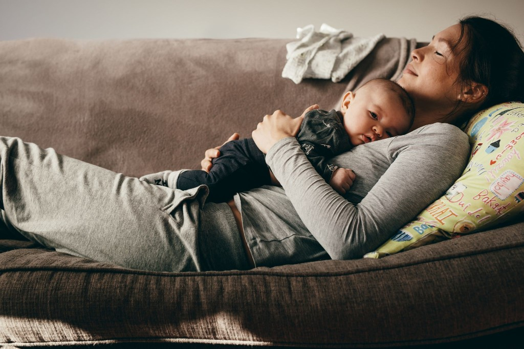 Many new moms are 'cleared' six weeks after birth. But the postpartum period isn't over.