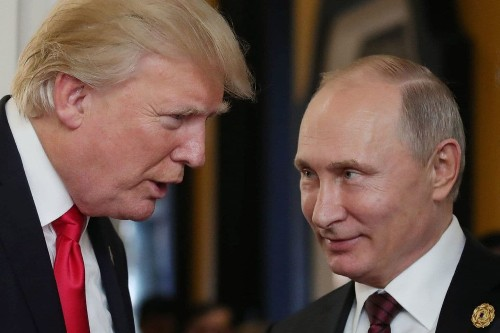 The White House's odd statement about giving U.S. intelligence to Putin