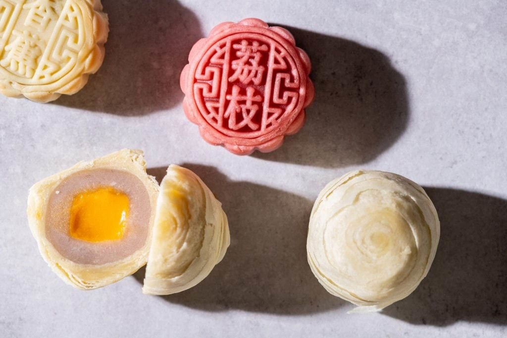 Every fall, I celebrate the Moon Festival with mooncakes. This year, I'm ordering them online.
