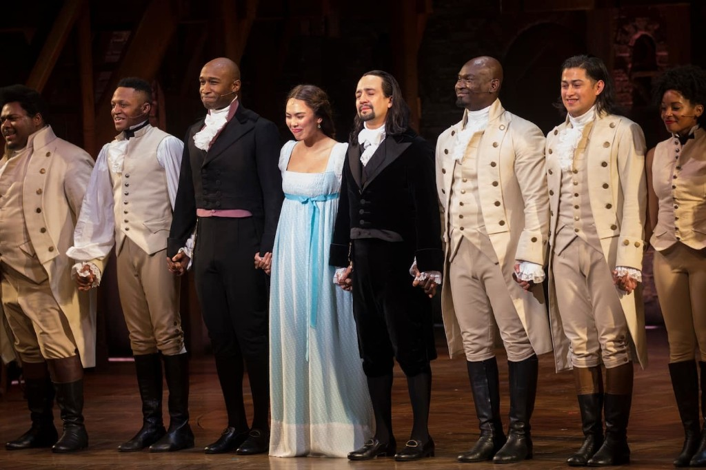 Hamilton and the unsung labors of wives