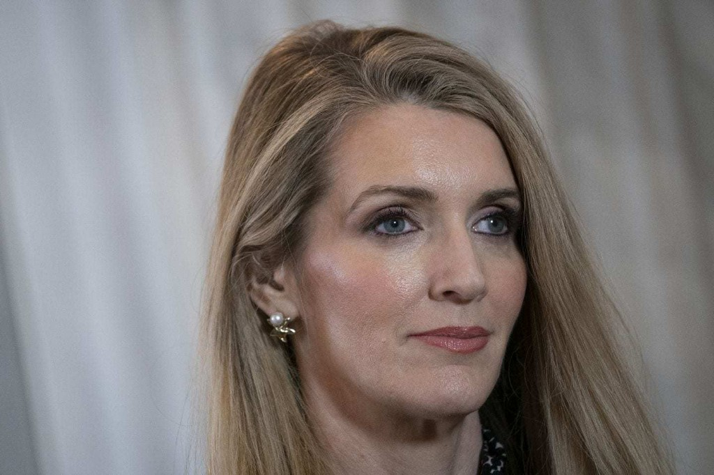 The young and eventful Senate career of wealthy Georgia businesswoman Kelly Loeffler