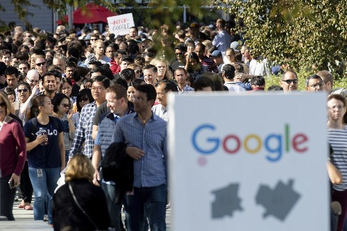 Google contract workers vote to form a union amid employee discord over treatment