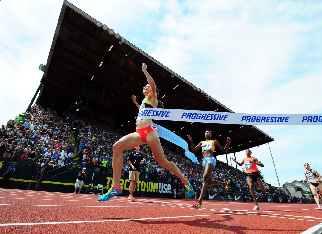 World Athletics sets new dates for track and field championships in Oregon