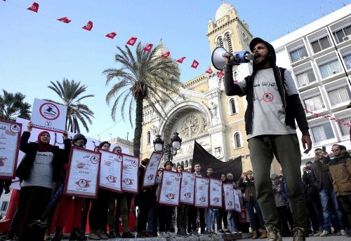 Why do Tunisians keep protesting?