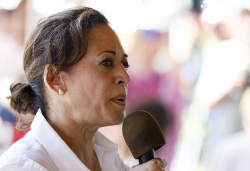 It all seemed clear after that Harris-Biden moment in Miami. Today, things look muddier.