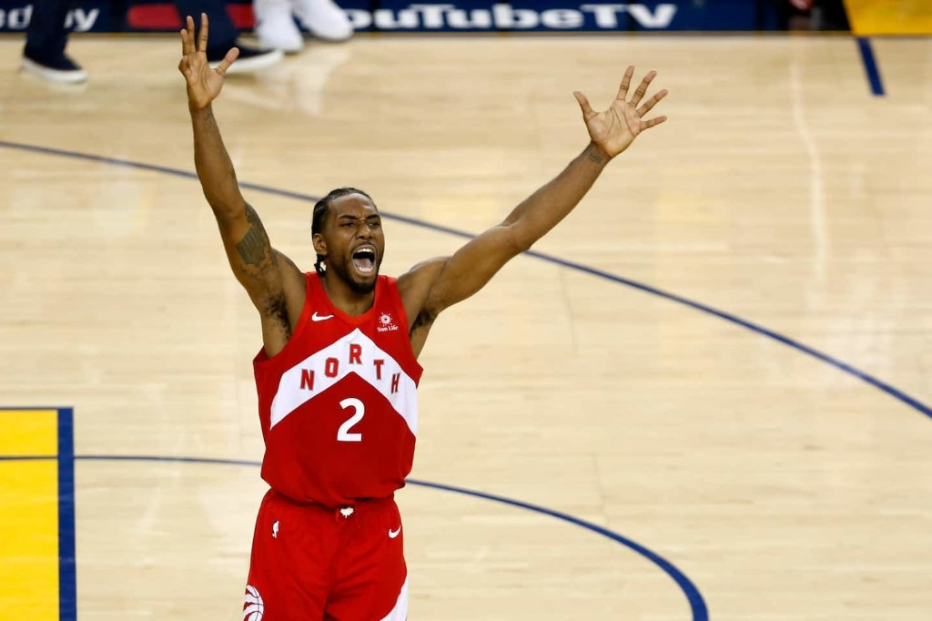 Raptors win first NBA title, knocking off Warriors in six games