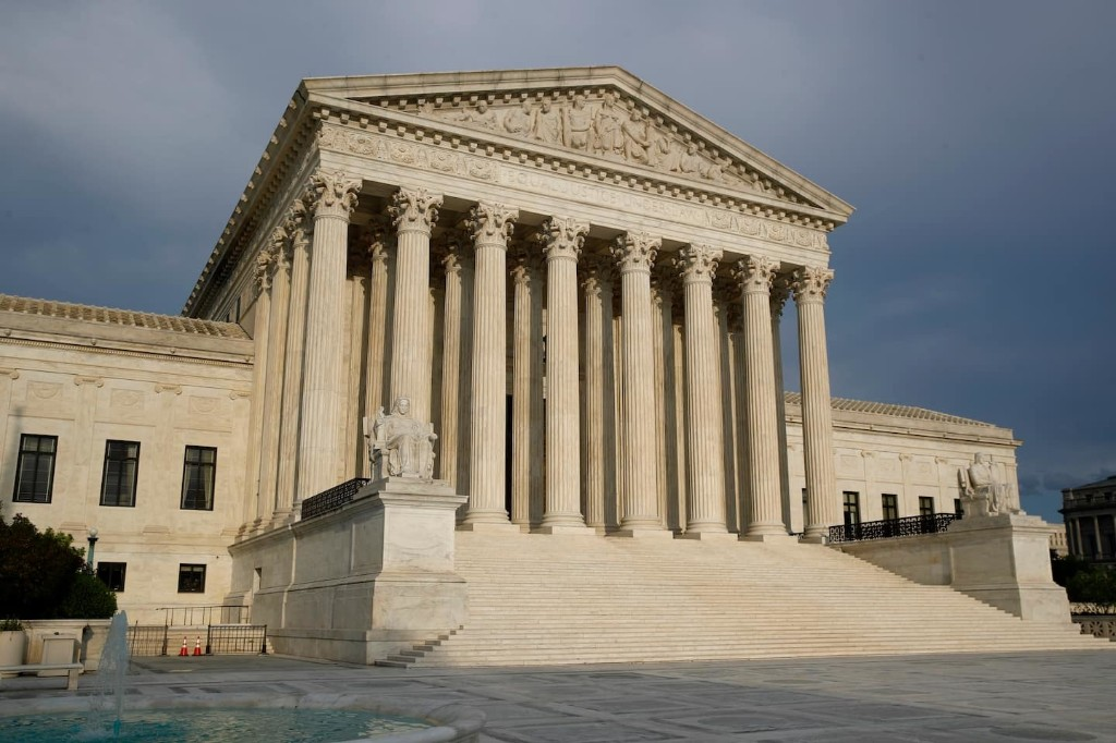 The Supreme Court sounds great. Keep the broadcasts coming.
