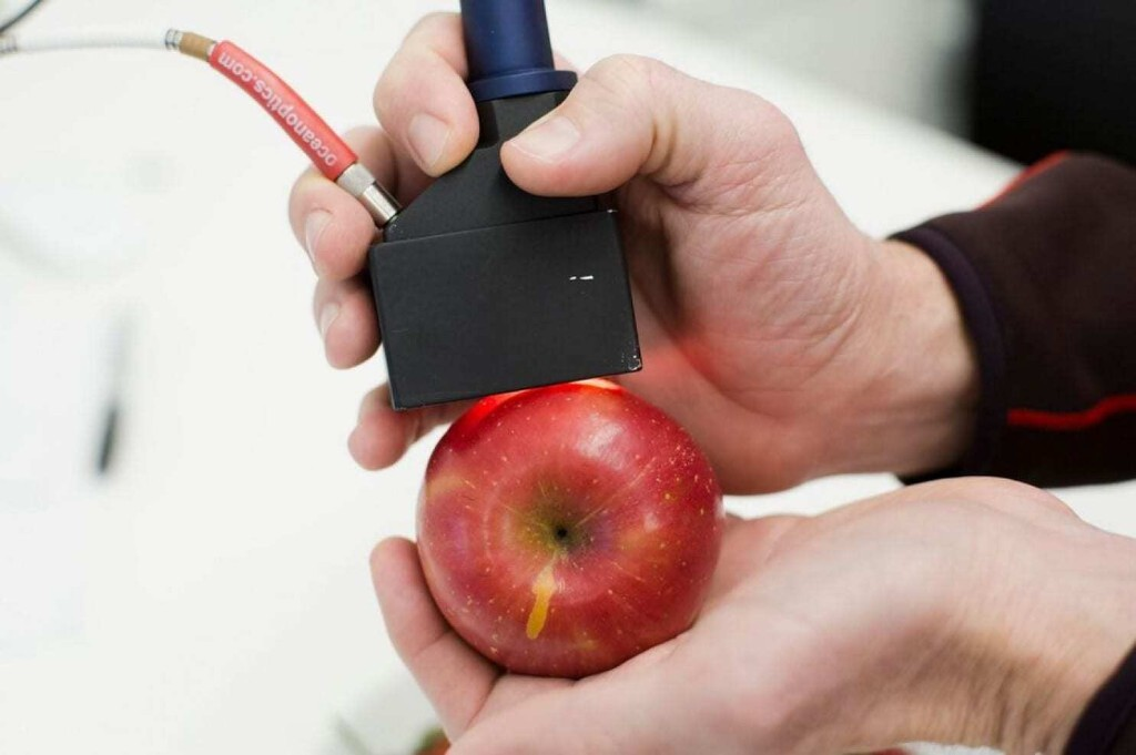 This groundbreaking technology will soon let us see exactly what's in our food