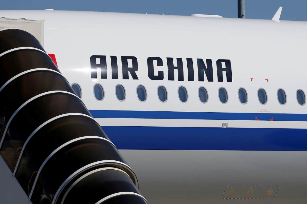 Trump administration bans flights by Chinese airlines