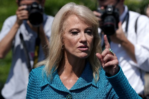 Kellyanne Conway says ignoring congressional subpoena is 'taking one for the team'