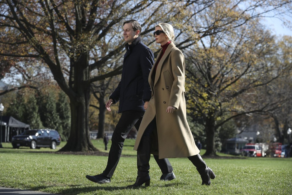 MAGA-ite in Manhattan?: Ivanka Trump's political ambitions seek new home after the White House