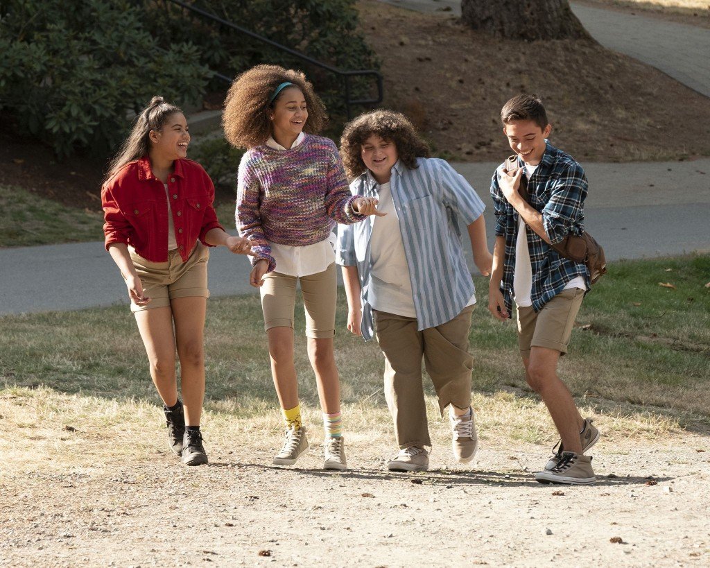 What to watch with your kids: 'Upside-Down Magic,' 'Summerland' and more