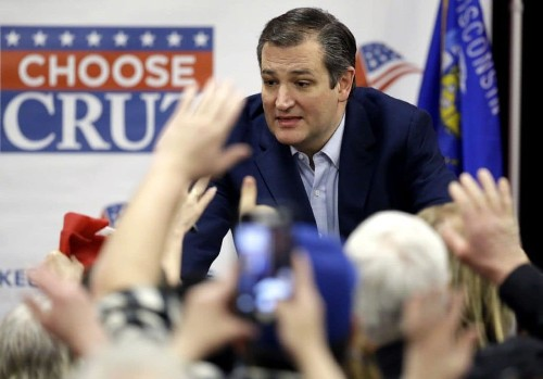 As Cruz hits Trump on the trail, he wages a quieter assault on Kasich