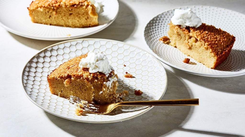 This one-bowl cake features coconut, cashews, cardamom and a luxurious texture