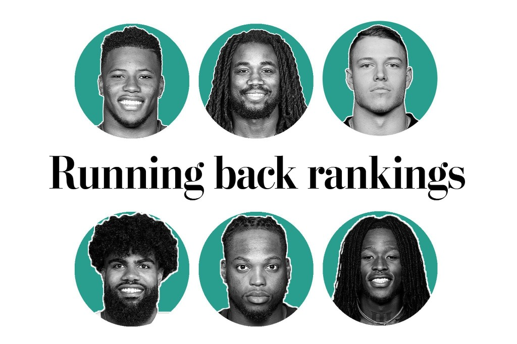 The top fantasy football running backs to draft in 2020