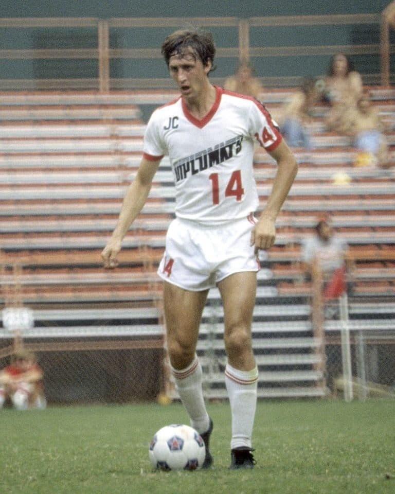 Johan Cruyff: The American Years