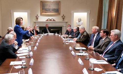 The impeachment inquiry is making Nancy Pelosi more popular