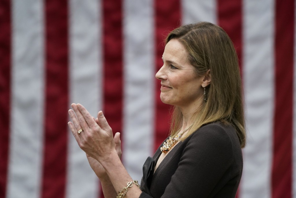 What Amy Coney Barrett has in common with Ruth Bader Ginsburg