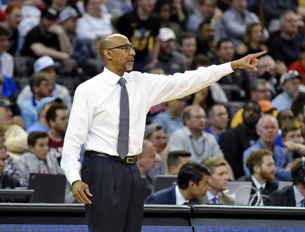 'We end in tears': Johnny Dawkins and UCF teach his grateful alma mater a lesson