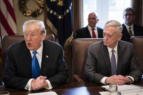 Three reasons that Jim Mattis's resignation is not just unusual — but startling