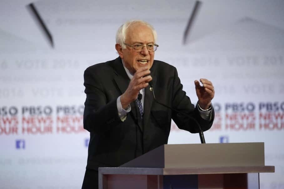 Study: Bernie Sanders's health plan is actually kind of a train wreck for the poor