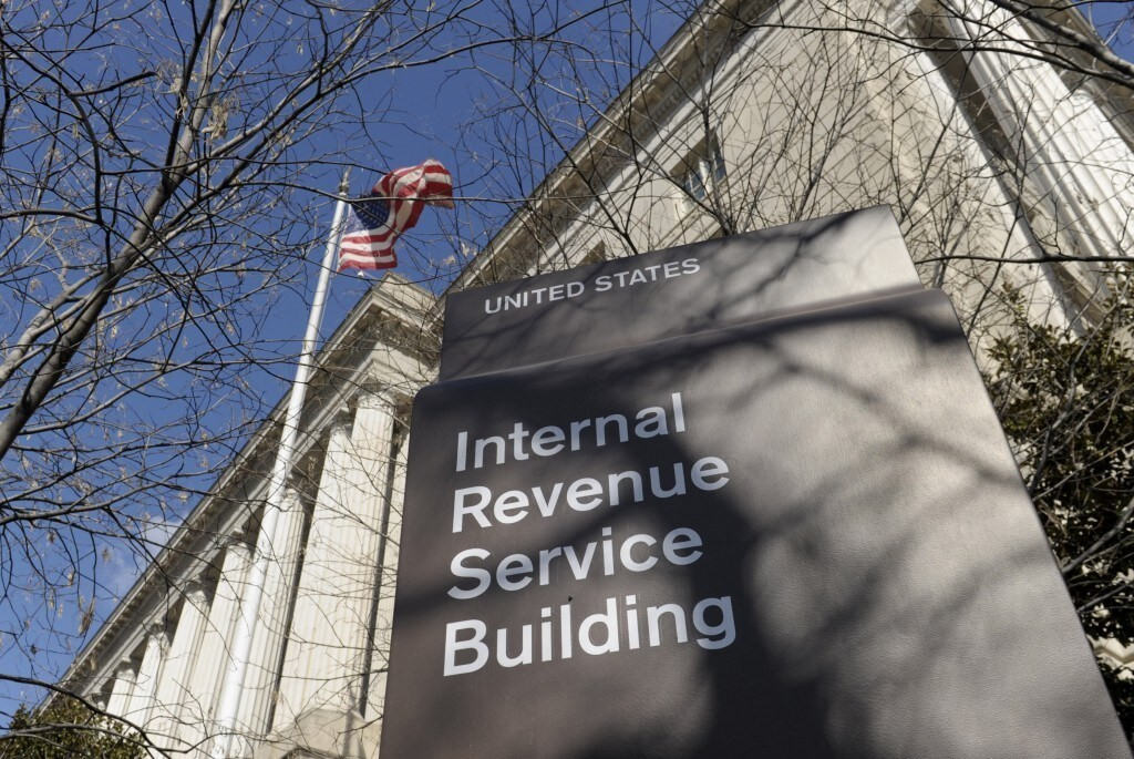 IRS whistleblower said to report Treasury political appointee might have tried to interfere in audit of Trump or Pence