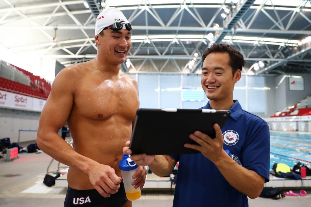 USA Swimming relies on 'secret weapon' and analytics to get smarter, faster
