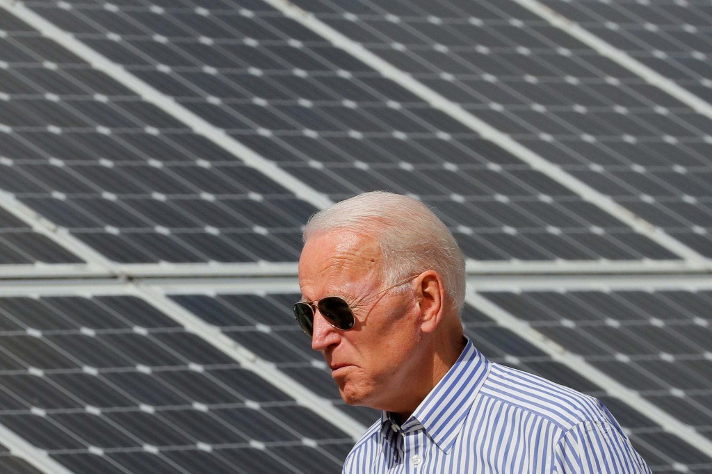 Biden's 'gaffe' is the truth: Oil is history