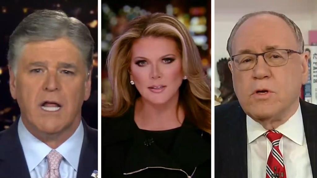 Sean Hannity denied calling coronavirus a hoax nine days after he called coronavirus a hoax