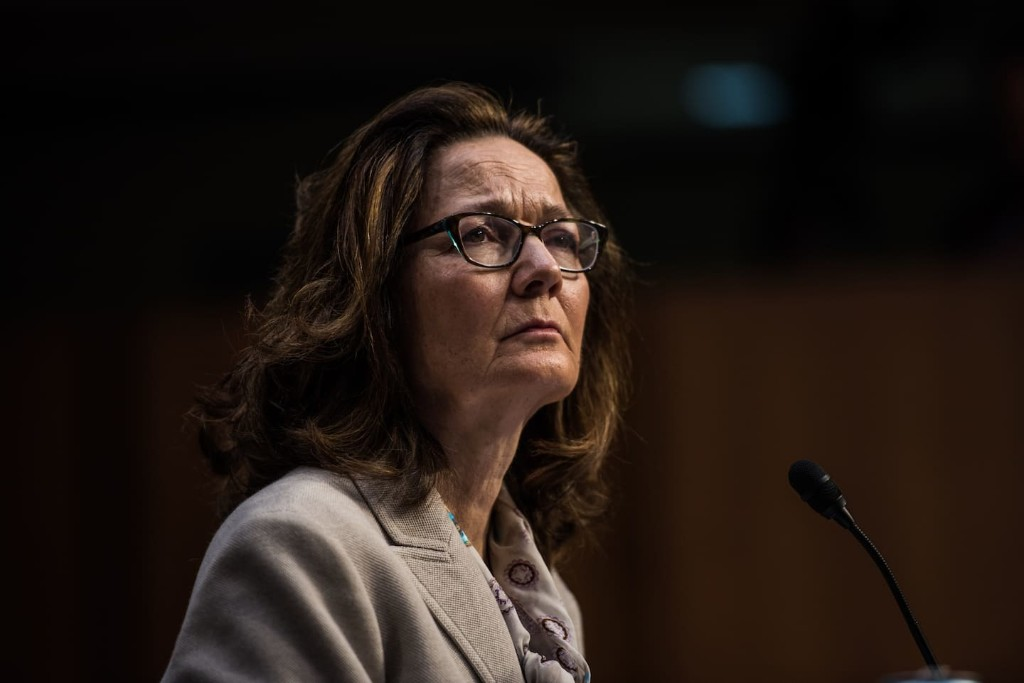 The quiet director: How Gina Haspel manages the CIA's volatile relationship with Trump
