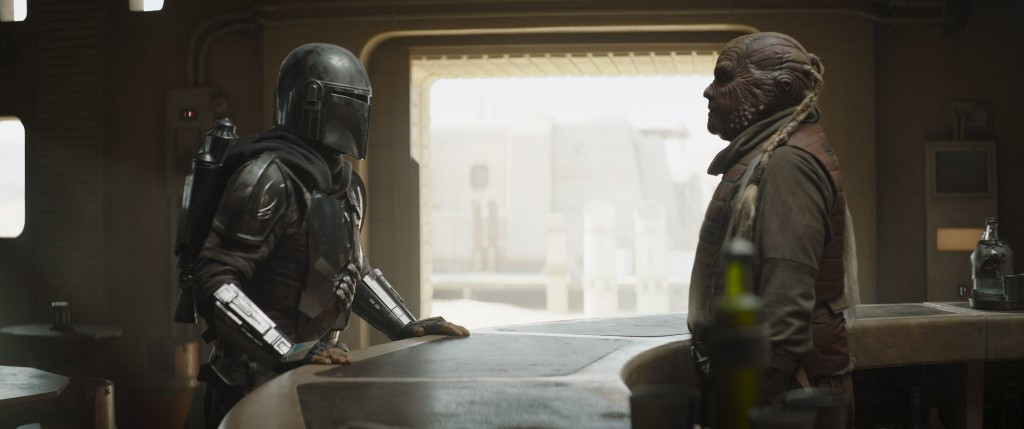 'The Mandalorian's' second season has begun — and secrecy is still what helps make it tick