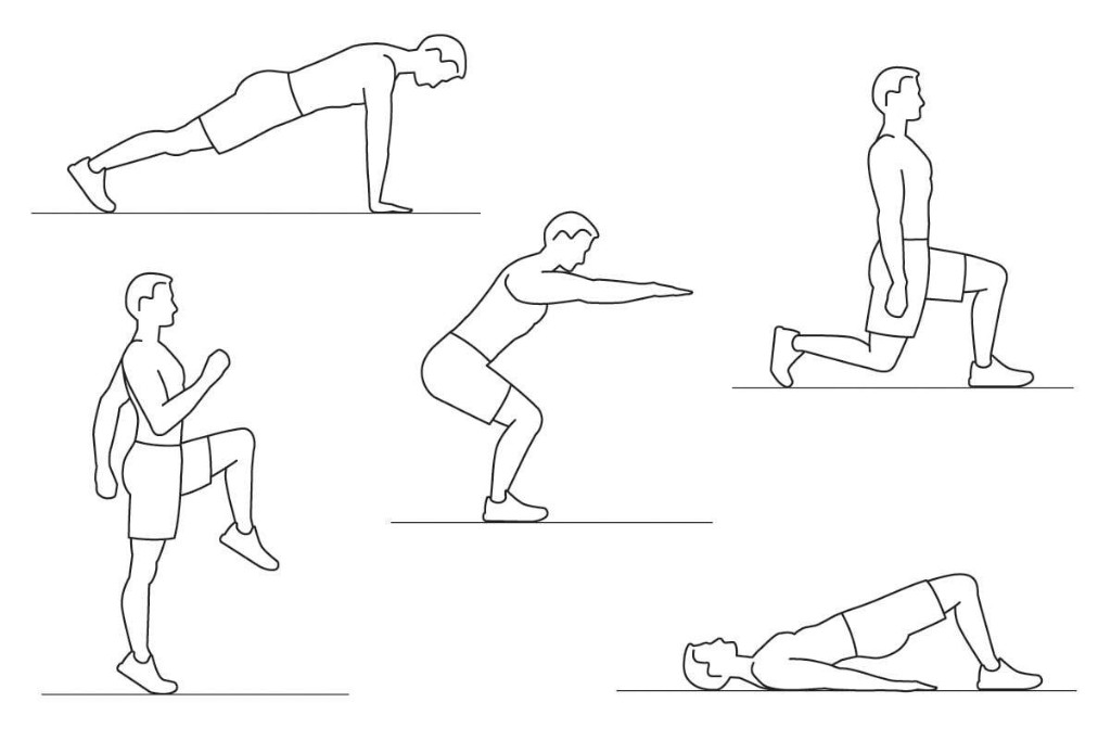 Got 10 minutes? You can do this workout.