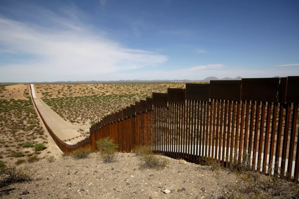 Pentagon approves diversion of military construction funds for Trump's wall