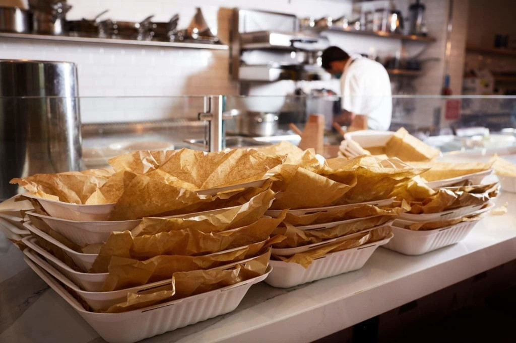 All my takeout has delivered a mountain of trash. So I asked experts how to minimize it.