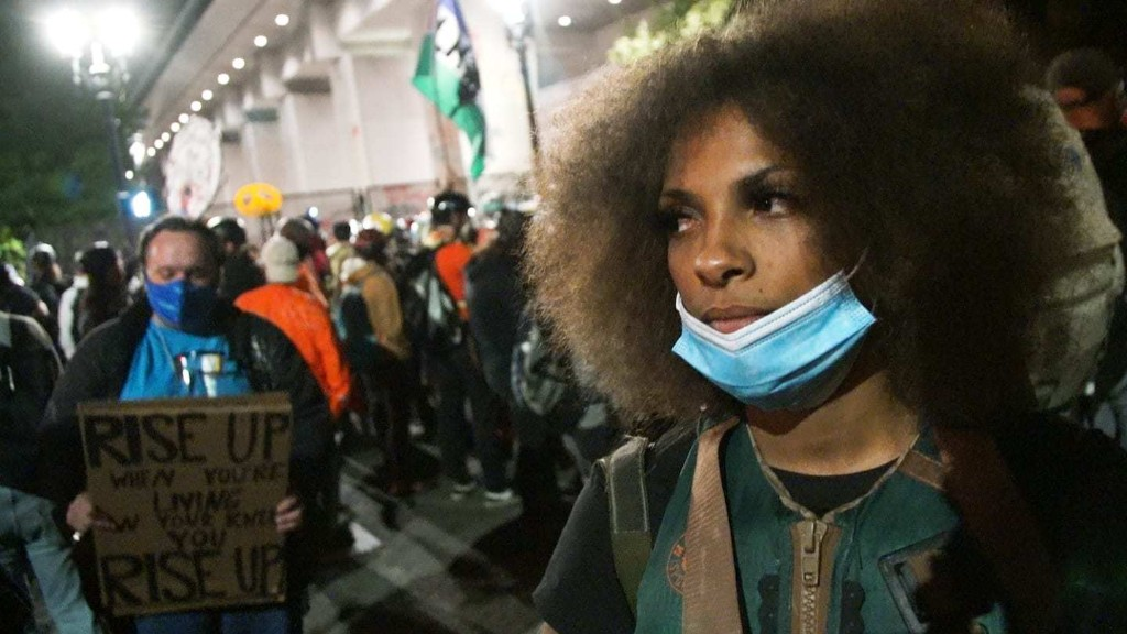 Trump ordered federal forces to quell Portland protests. But the chaos ended as soon as they left.