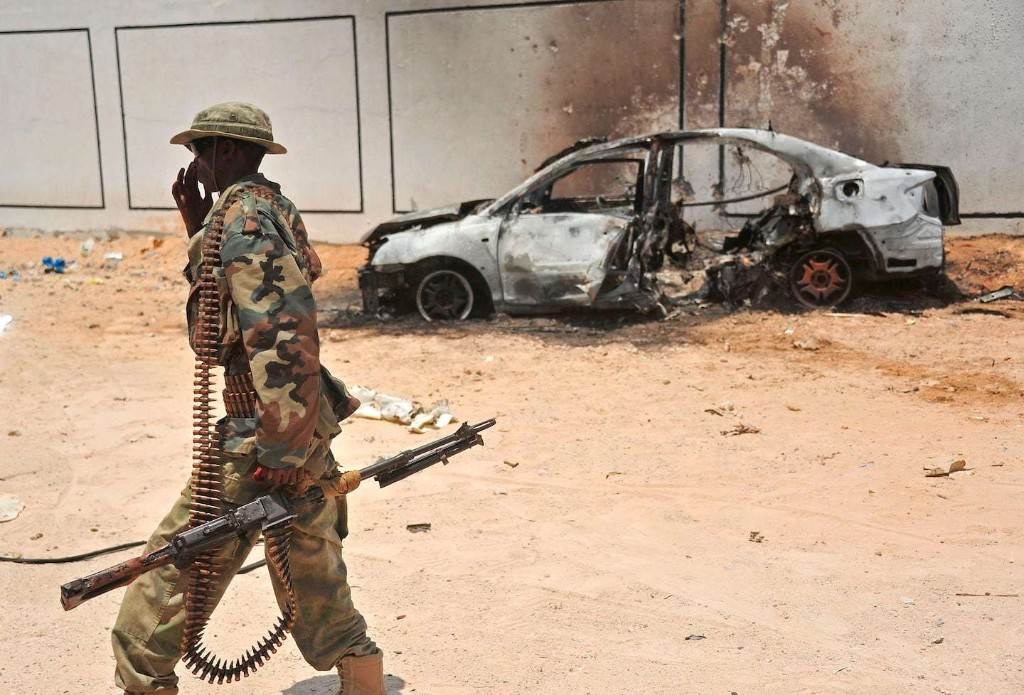 In sign of intensifying Somalia fight, Navy SEAL killed during raid against al-Shabab