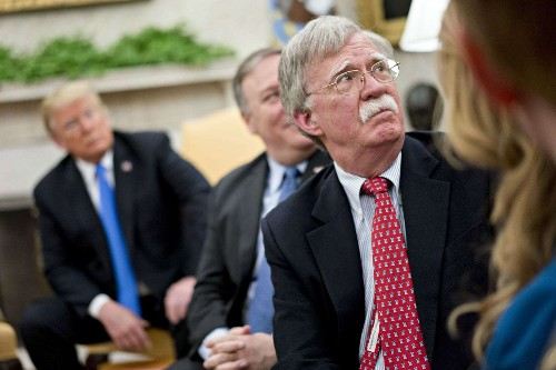 Trump can't stop John Bolton from testifying