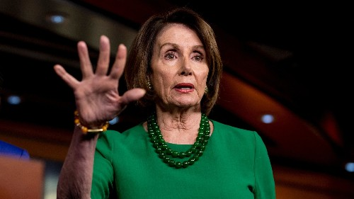 Why Nancy Pelosi doesn't feel much pressure to hold a vote on the impeachment inquiry