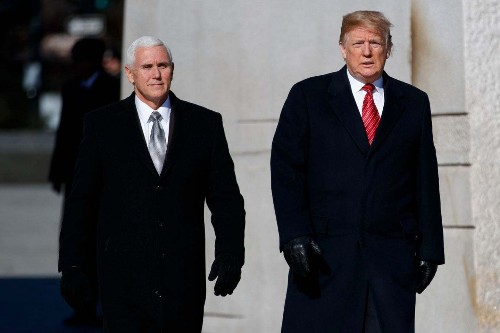 More reasons Pence should be impeached if Trump is
