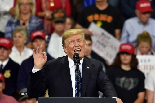 Trump crosses a new threshold for anti-media rhetoric, jokingly praising a congressman for assaulting a reporter