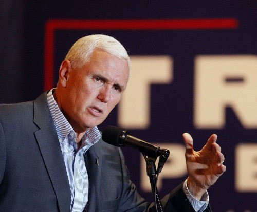 Mike Pence says he looks forward to making his tax returns public