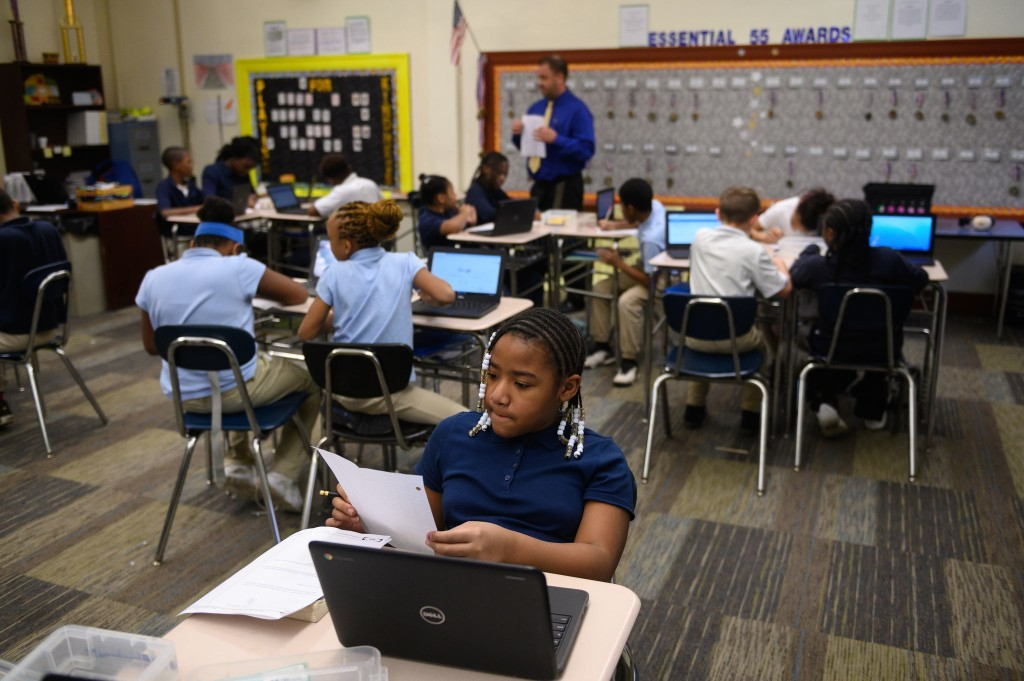 If charters do more with less, why can't traditional schools do the same?