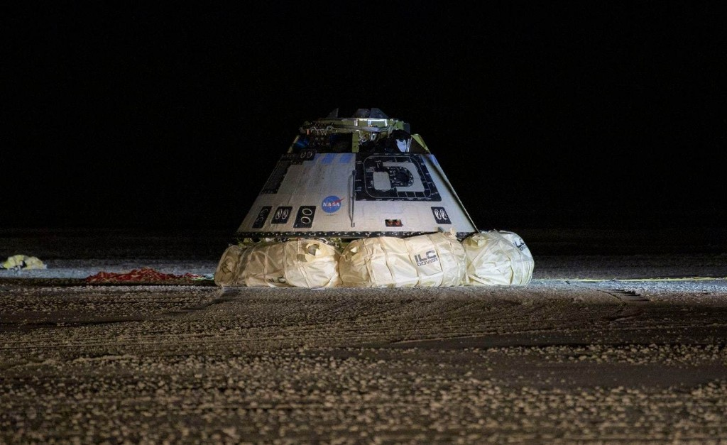After botched test flight, Boeing will refly its Starliner spacecraft for NASA