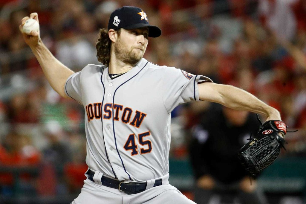 The Yankees just became the most feared team in the American League after landing Gerrit Cole